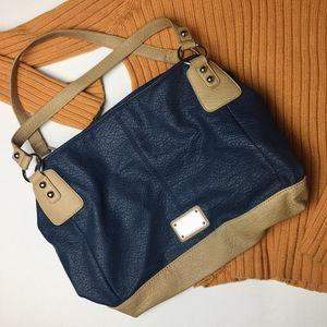Nine West (2/$20) Faux Leather Bag
